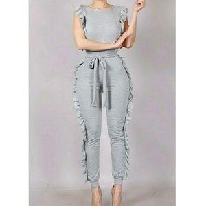 Pants - Cute N Casual Jumpsuit